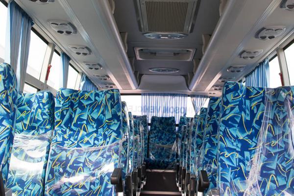 Innoson 6800 passenger seats