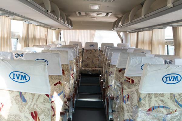Innoson 6857 passenger seats