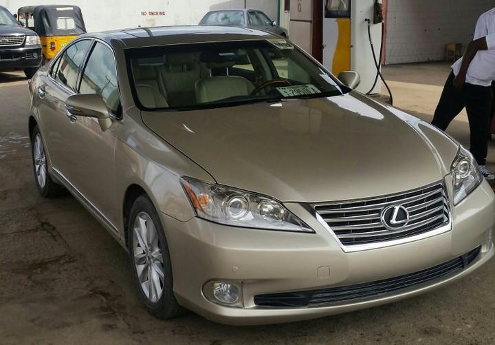 Lexus  Car Price In Nigeria