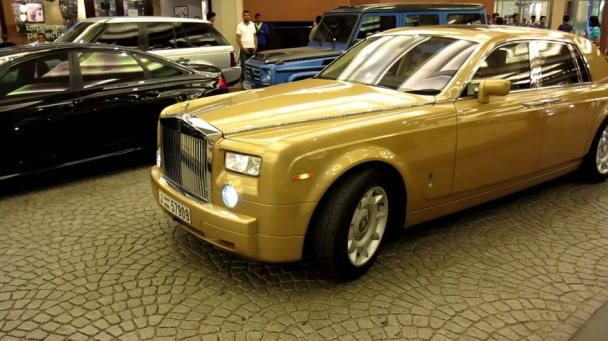 Roll-Royce Phantom II