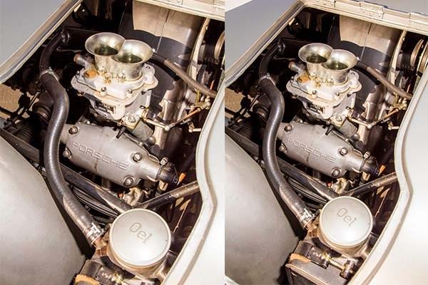 a 4-cylinder 1.5 L engine
