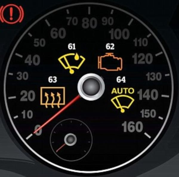 Understand All Of The Warning Symbols On Your Car Dashboard