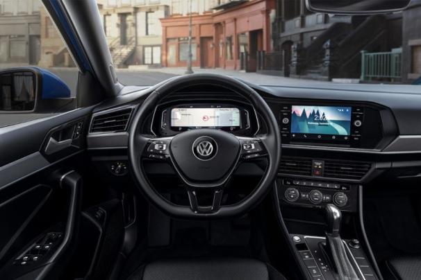 2019 Volkswagen Jetta Revealed dashboard