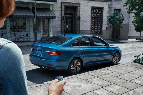 Volkswagen Jetta 2019 angular rear
