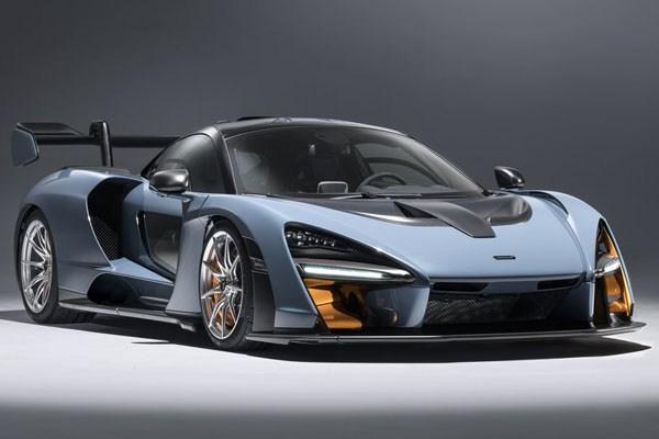 McLaren Senna 2019 angular front