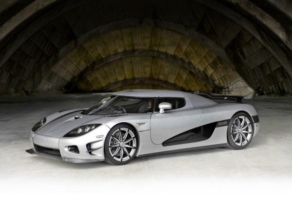Koenigsegg CCXR Trevita angular front