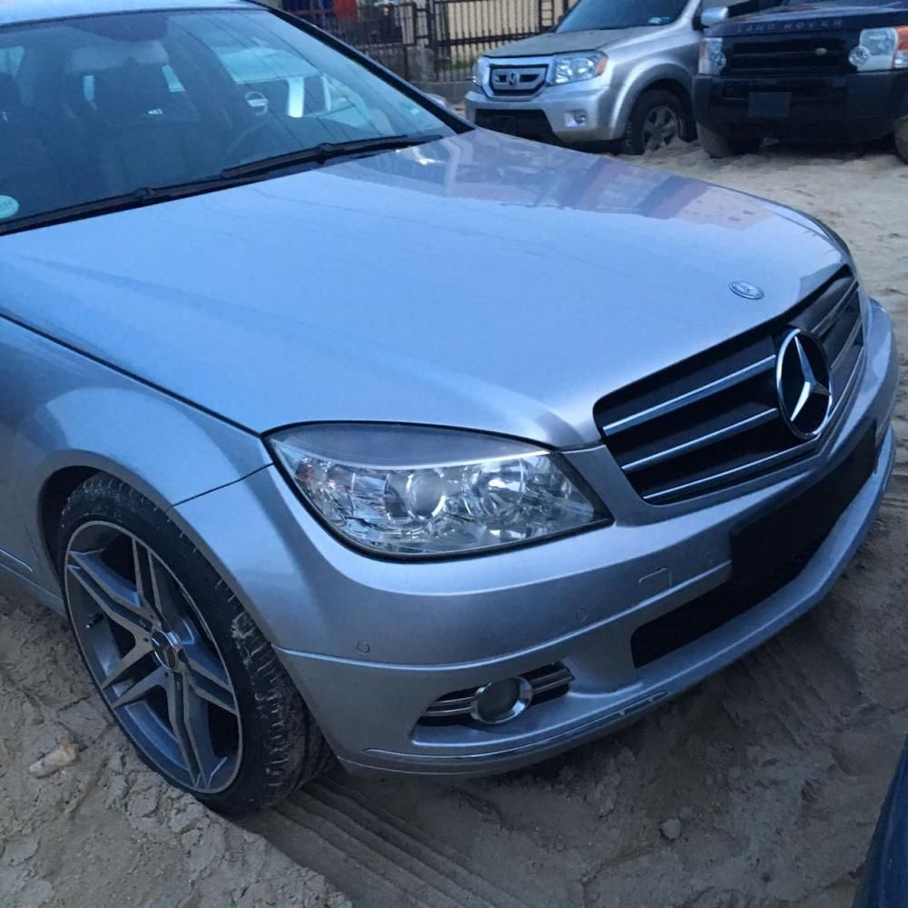 2009 Clean Mercedes Benz C350 For Sale With Auction This Listing Has Expired