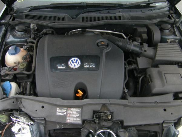 Volkswagen Golf 3 2002 engine