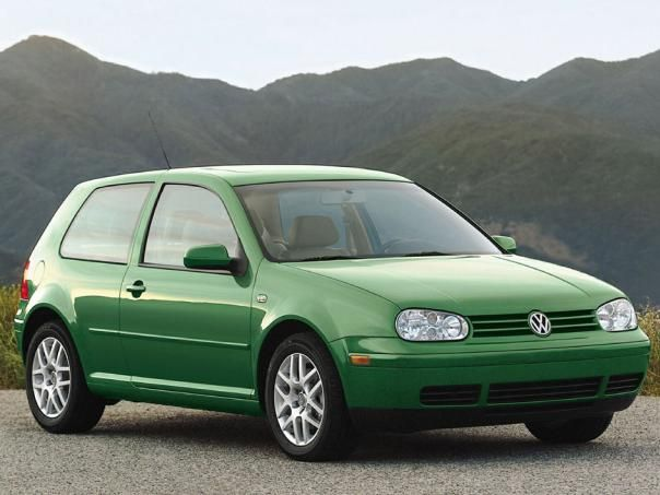 Volkswagen Golf 3 2002 Review Model Engine Interior Problems