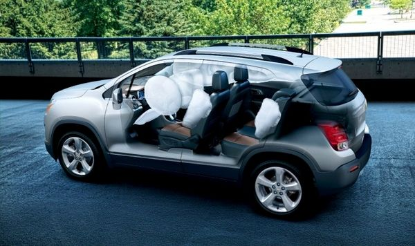 airbags system in modern vehicles