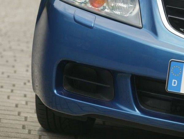 Honda Accord 2003 front fascia
