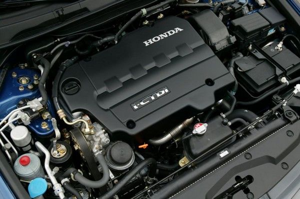 Honda Accord 2003 engine