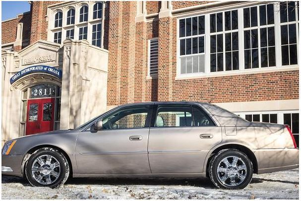the Warren Buffet's Cadillac XTS