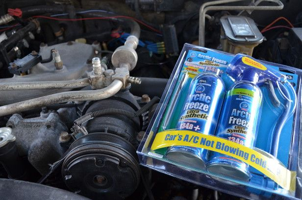 Step By Step Instructions To Recharge Your Car A C System