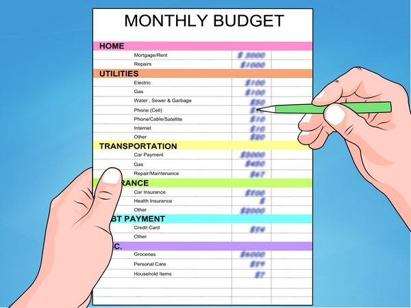 car monthly payment