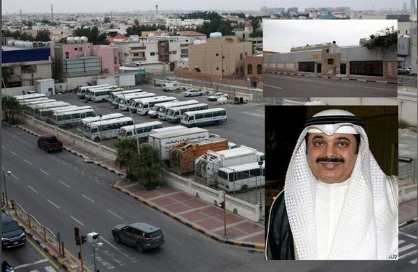 Maan al-Sanea and Saad's assets