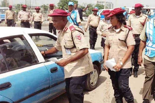 38 FRSC (Federal Road Safety Corps) traffic offences and their penalties