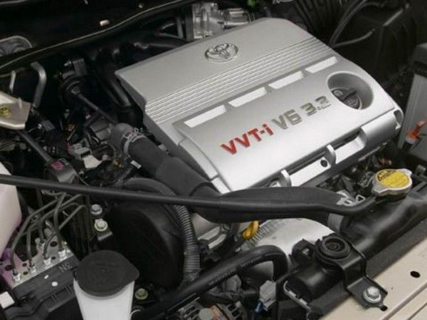 Toyota Highlander 2005 engine