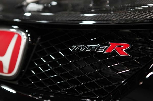 Honda Type R badge