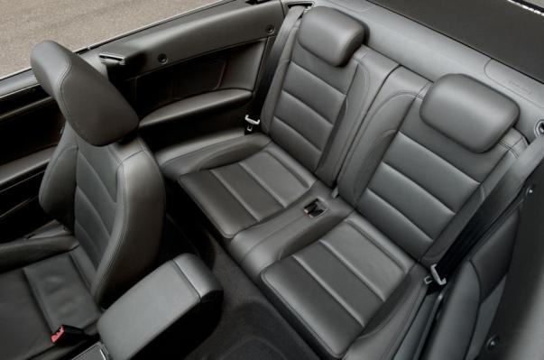 Volkswagen Golf 3 2002 seating