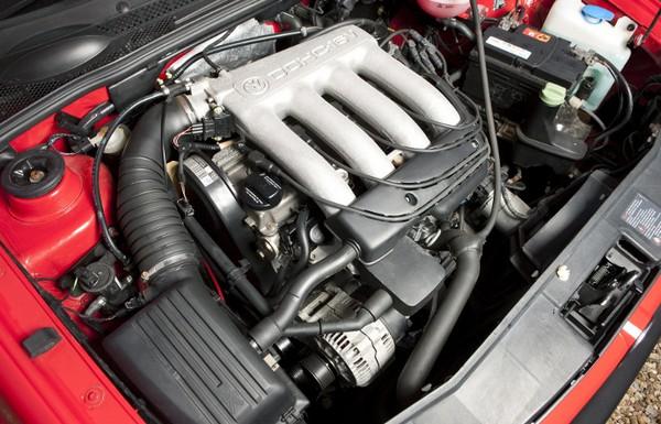 Volkswagen Golf 3 2002 engine