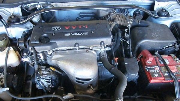 Basically, The Toyota Camry 2005 Engines Come Available With 3 Versions
