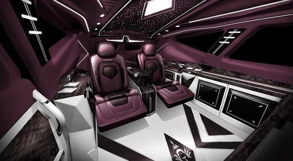 Karlmann King car interior