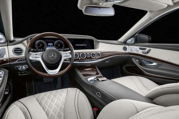 Mercedes-Benz Maybach S650 Pullman 2019 interior