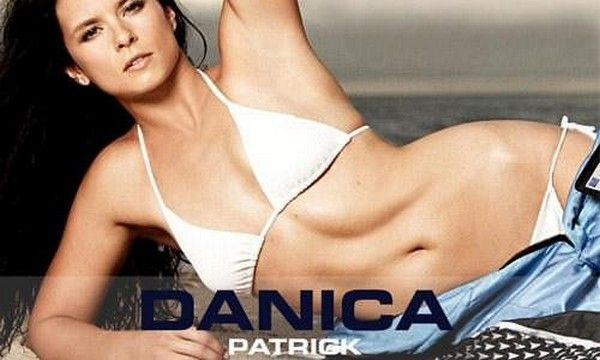 Danica Patrick is famous for her hot appearence