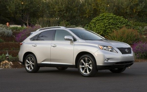 2010 Lexus RX 350 review