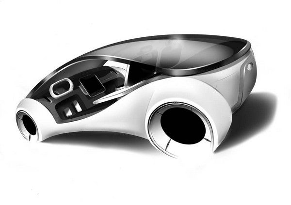 Titan Electric car project by Apple