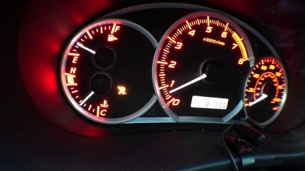 car temperature fluctuations