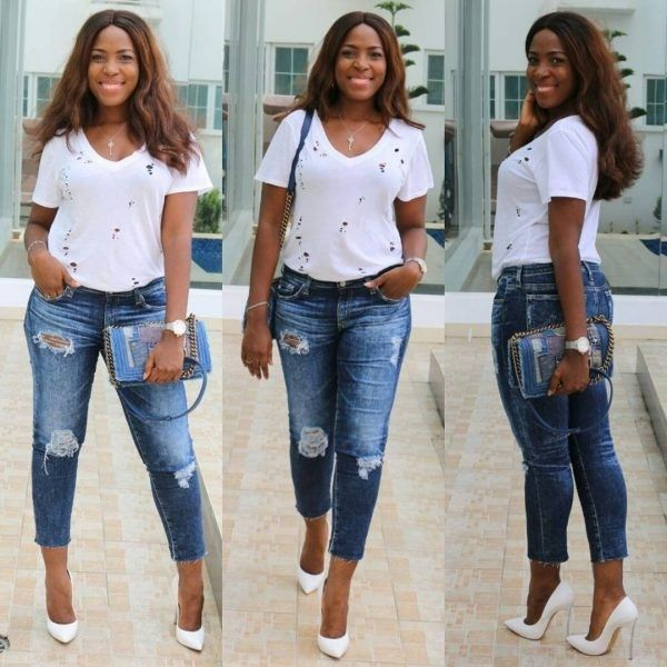 Popular blogger, Linda Ikeji