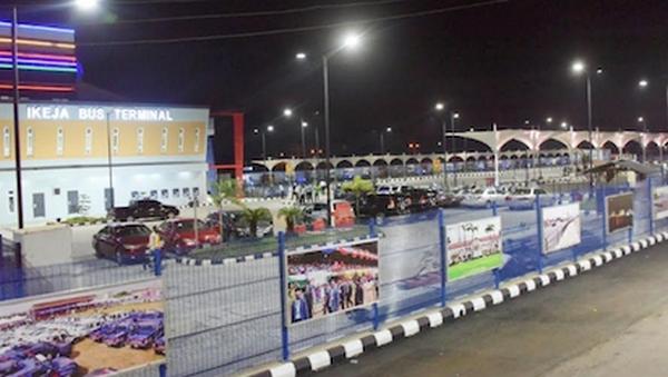 Ikeja bus terminal