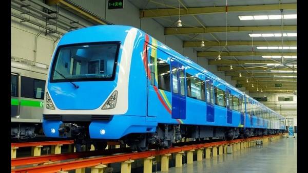 The Lagos Rail Mass Transit