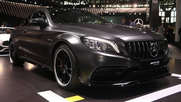 2019 Mercedes-AMG C 63