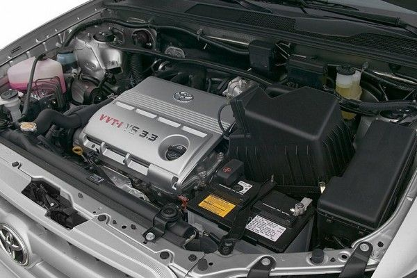 Toyota Highlander 2006 engine