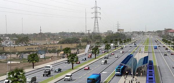 The Lagos Rail Mass Transit project