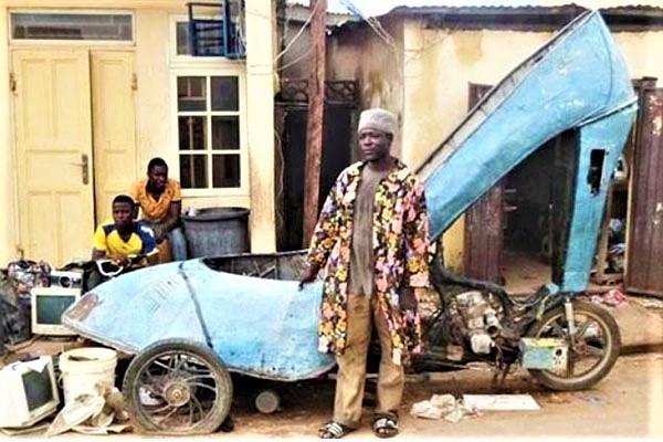 Made-in-Nigeria car