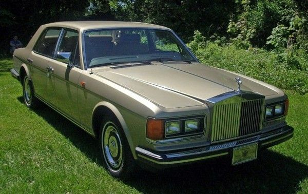 Rolls Royce Silver Spurs