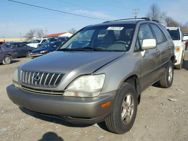 Good used 2000 Lexus RX300 for sale