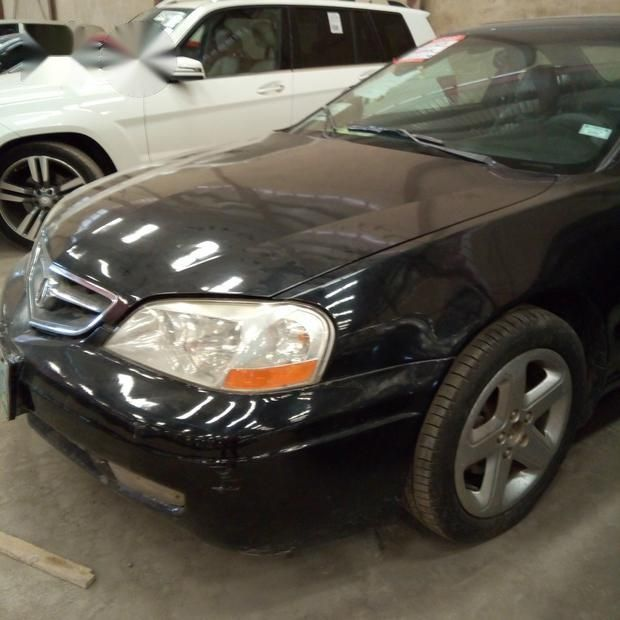 Acura CL 2003 Black For Sale