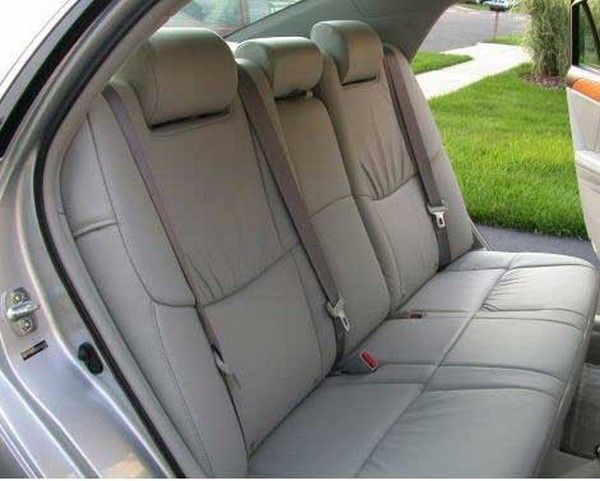 Toyota Avalon 2007 seats