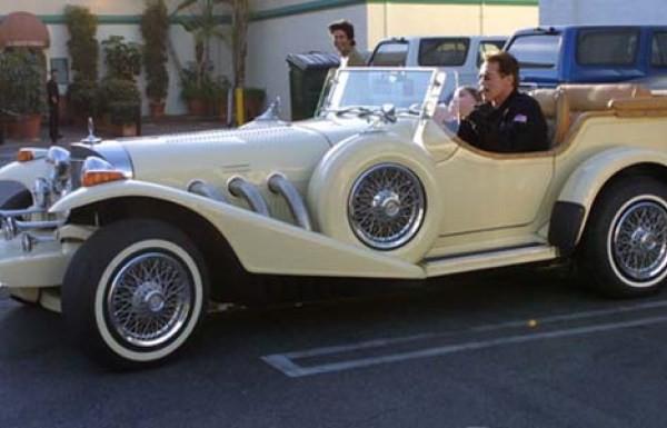 Arnold Schwarzeneggerg's Excalibur