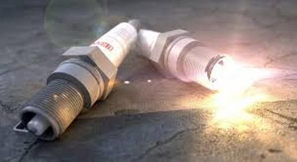 misfiring spark plugs