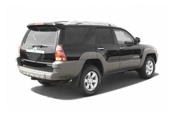 Toyota 4Runner 2005 angular rear
