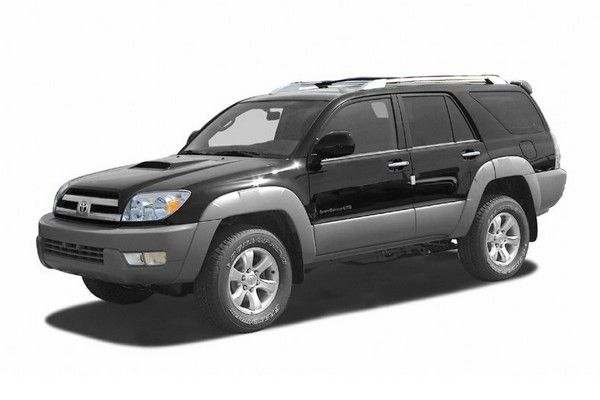 Toyota 4Runner 2005 side view
