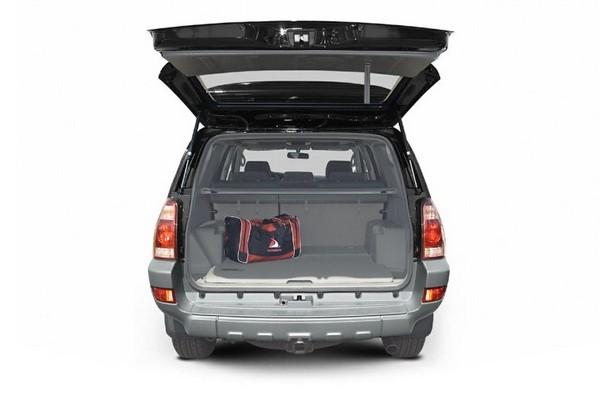 Toyota 4Runner 2005 cargo space