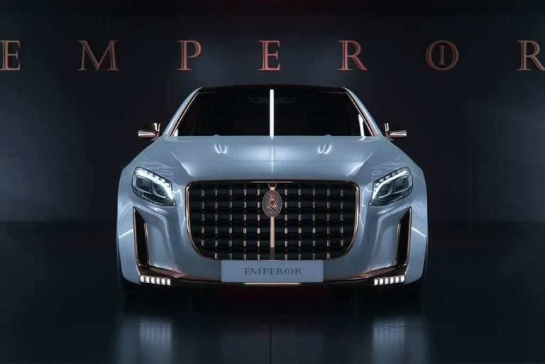 there are only 10 n750m mercedes maybach s600 emperor 2016 in the