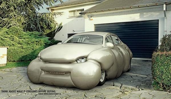 a chubby car